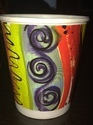 Double Wall Printed Paper Cup