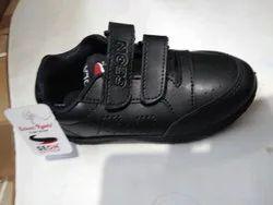 Childrens Velcro School Shoes