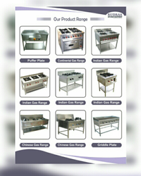Commercial Kitchen Equipment SS 304/316
