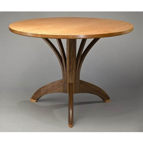 Excellent Round Wooden Cafe Table Gmtry Best Dining Table And Chair Ideas Images Gmtryco