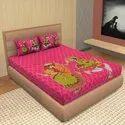 Dandiya Print Bed Sheet