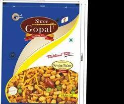 Shree gopal bhujia Shree gopal Navratan Mixture, Packaging Size: 400 Grams