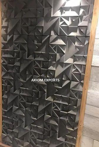 Designer Cnc Wall Tiles