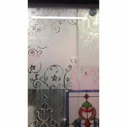 Decorative Glass, Thickness: 4-12mm