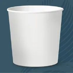 Biodegradable Paper Food Container With Lid - 500 mL