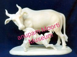 Cow Animal Statue