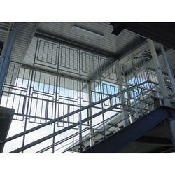 Mild Steel Handrail Work