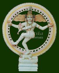 Marble Natraj Statue