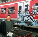 Vetro Sol Anti Graffiti Clear Coating