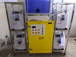 Ozonators with Oxygen Concentrator