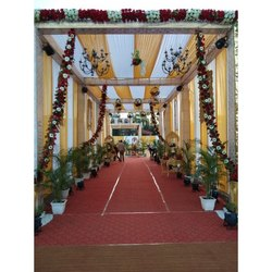 Wedding Entry Decor Service
