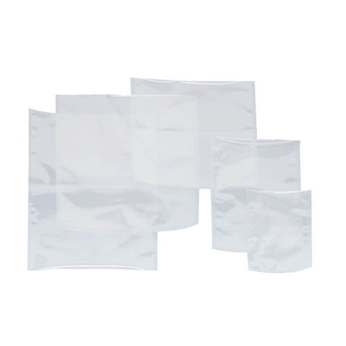 Transparent Plain PE Packaging Bags, Capacity: 500gm