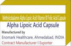 Alpha Lipoic Acid Capsule