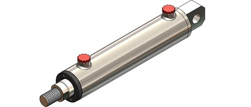 Mild Steel Hydraulic Cylinders