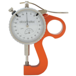 Dial Type Micrometer Thickness Gauge Elcometer
