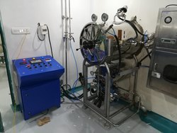 Industrial Bottle Sterilizer