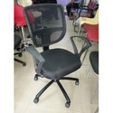 Black Net Office Chair