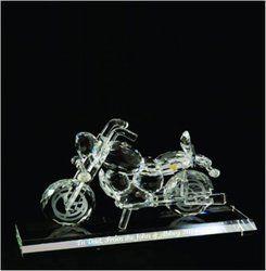 Bike Crystal Miniatures