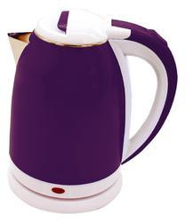 1.8 l Cute Certification Purple Stainless Steel Electric Tea Kettle