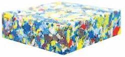 Multicolor Bonded Foam