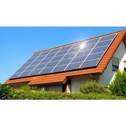 Solar Energy Storage System For Bunglow