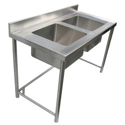 Commercial Two Sink