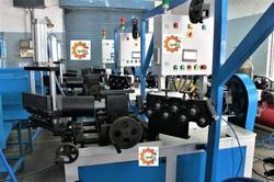 Semi-Automatic Chain Link Fencing Machine