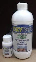 Oxy Doc - Aquaculture Pond Sanitation for Shrimp and Fish. Aquaculture Disease Prevention
