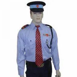 Full Sleeve Security Guard Uniform