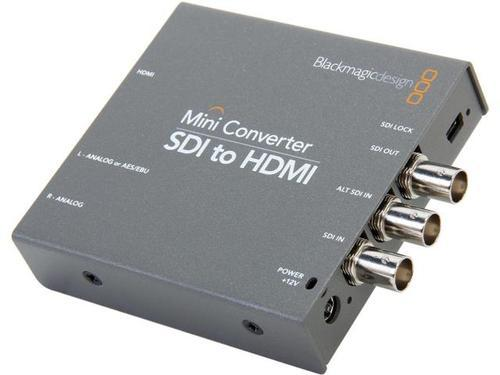 Blackmagic Design Mini Converter Sdi To Hdmi 4k Industrial Media Converter À¤® À¤¡ À¤¯ À¤•à¤¨ À¤µà¤° À¤Ÿà¤° Geo Enterprises Chennai Id 15780739355