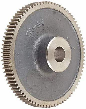 Cast Iron Industrial Gear