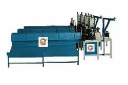 Chain Link - Semi Auto Fencing Machine