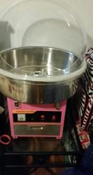 Used Cotton Candy Machine