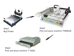 TableTop SMT Production Line under 4Lakhs