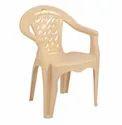 Supreme Bonus Marble Beige Living Room Chair, Height: 765mm