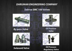 Sabroe SMC 100 Valves