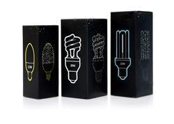 Customized LED Bulb Box