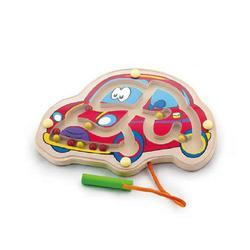 Magnetic Bead Trace- Car  Toy