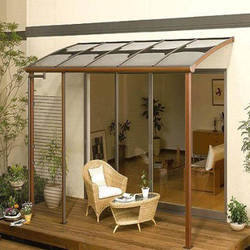Terrace Window Awning