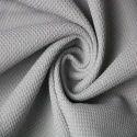 Micro Poly Lycra Single Jersey White