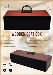 Wooden Beat Box