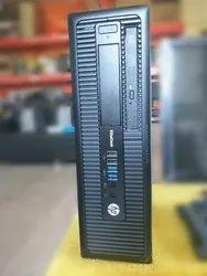 Hp 800 G1  Core I-5 4th Gen  Desktop Pc With 1 Year Warranty