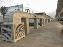 Industrial Duct Air Cooler