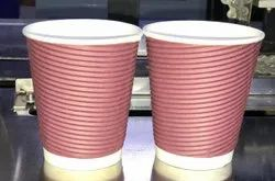 Drinking Paper Ripple Cups, Capacity: 150-350ml