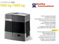 1000 / 1500 Kg Commercial Use Sliding Gates Motor