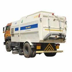 Ensol Road Sweeper
