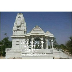 Big Marble Temple Contractor