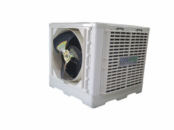 1.1 Kw Plastic CoolWind - Side Discharge - Central Air Cooling System, Capacity: 1000 Sq.ft. Area, Size/Dimension: Medium