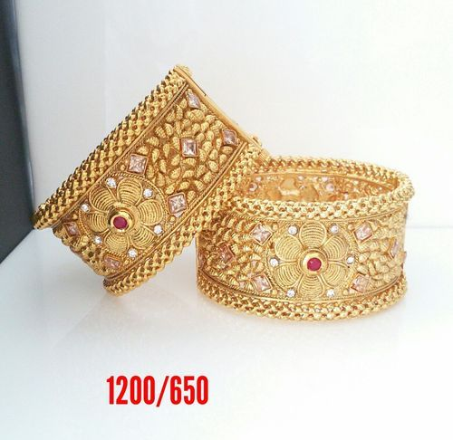 copper rj creation bracelet choodiyan surat ki bangles taambe antique proddetail