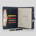 Power Bank With Diary And Pen Drive